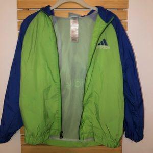 Vintage Adidas jacket.